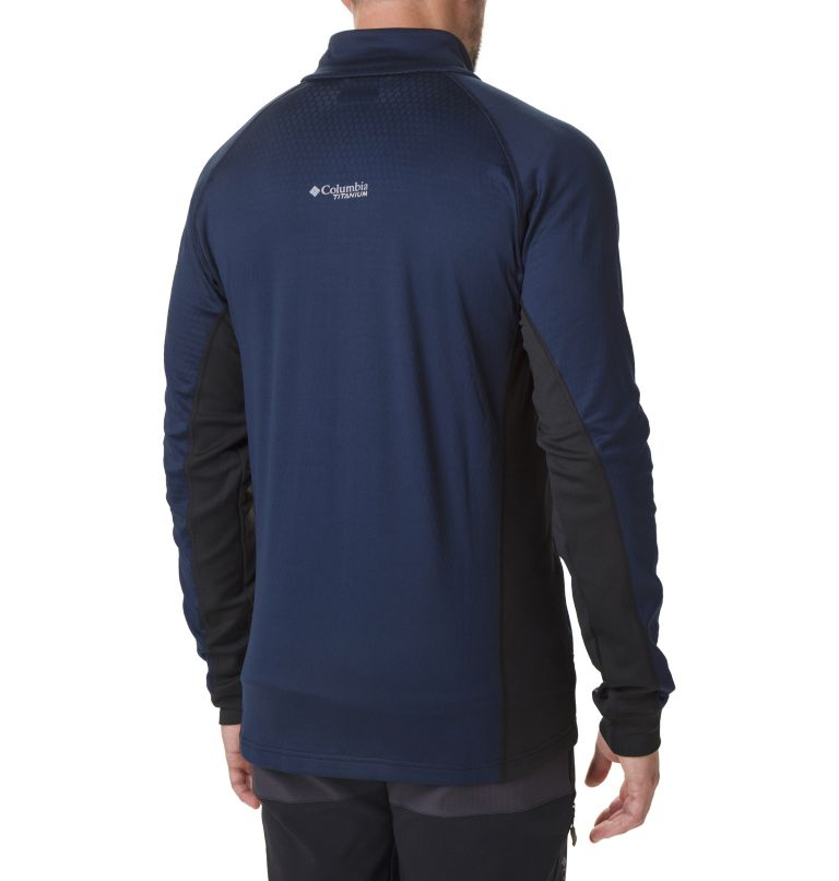 Men's Mount Defiance Fleece Men's Mount Defiance Fleece, back
