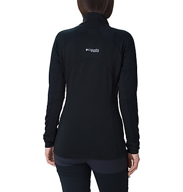 Women's Mount Defiance Fleece Jacket Mount Defiance™ Fleece | 010 | L, Black, back