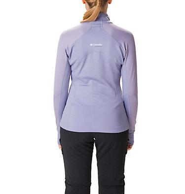 Women's Mount Defiance Fleece Jacket Mount Defiance™ Fleece | 010 | L, Dusty Iris, Twilight, back
