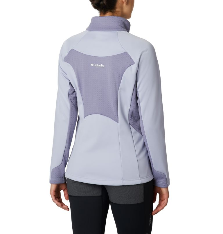 Women's Mount Defiance™ Wind Fleece Jacket Women's Mount Defiance™ Wind Fleece Jacket, back