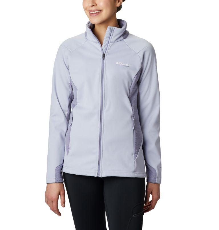 Women's Mount Defiance™ Wind Fleece Jacket Women's Mount Defiance™ Wind Fleece Jacket, front