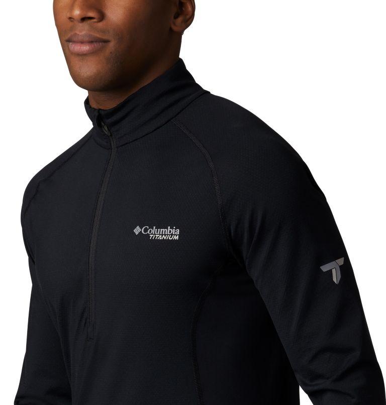 Chandail à demi-fermeture éclair en tricot Omni-Heat 3D™ pour homme Chandail à demi-fermeture éclair en tricot Omni-Heat 3D™ pour homme, a1
