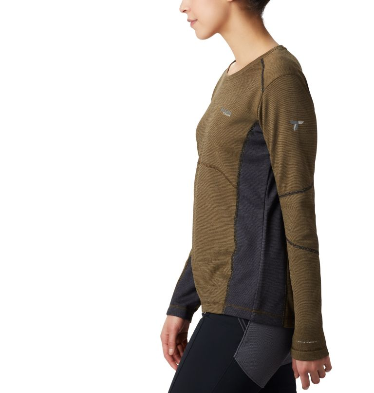 Women's Mount Defiance™ Long Sleeve Knit Shirt Women's Mount Defiance™ Long Sleeve Knit Shirt, a1