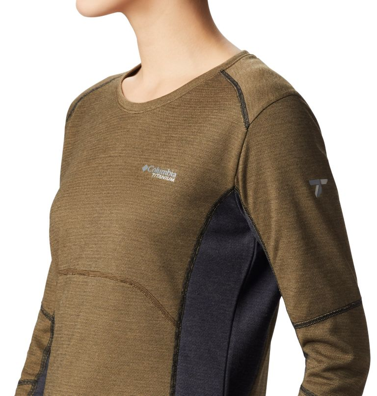 Women's Mount Defiance™ Long Sleeve Knit Shirt Women's Mount Defiance™ Long Sleeve Knit Shirt, a3