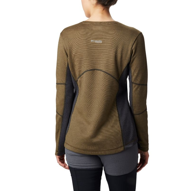 Women's Mount Defiance™ Long Sleeve Knit Shirt Women's Mount Defiance™ Long Sleeve Knit Shirt, back