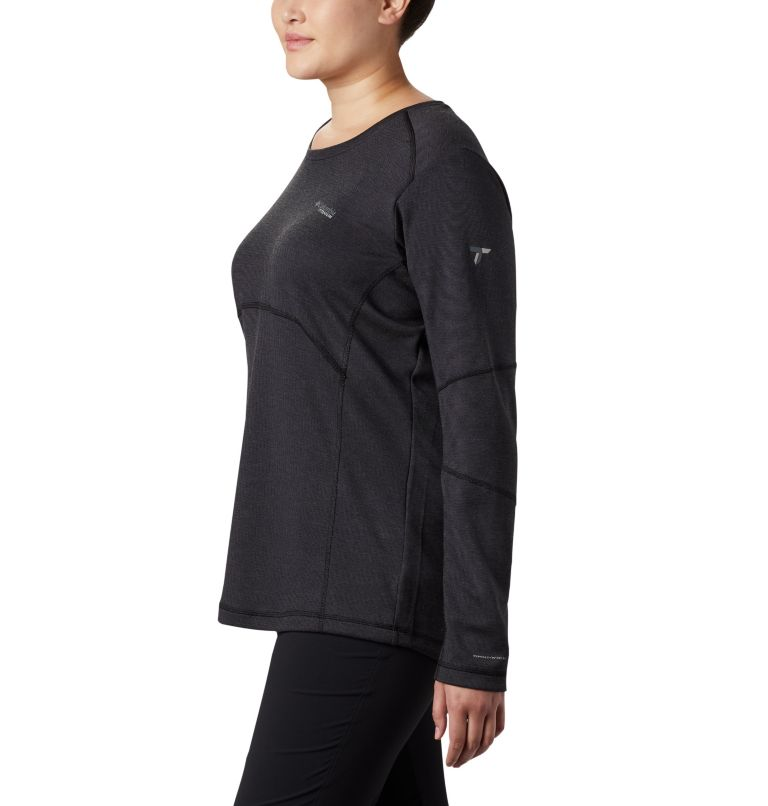 Women's Mount Defiance™ Long Sleeve Knit Top - Plus Size Women's Mount Defiance™ Long Sleeve Knit Top - Plus Size, a1