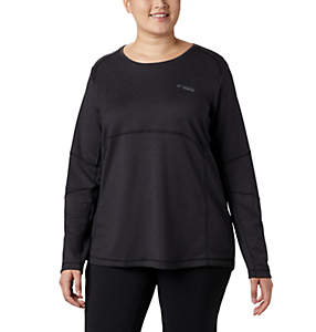 Women's Mount Defiance™ Long Sleeve Knit Top - Plus Size