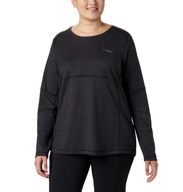 Women's Mount Defiance™ Long Sleeve Knit Top - Plus Size Women's Mount Defiance™ Long Sleeve Knit Top - Plus Size, front