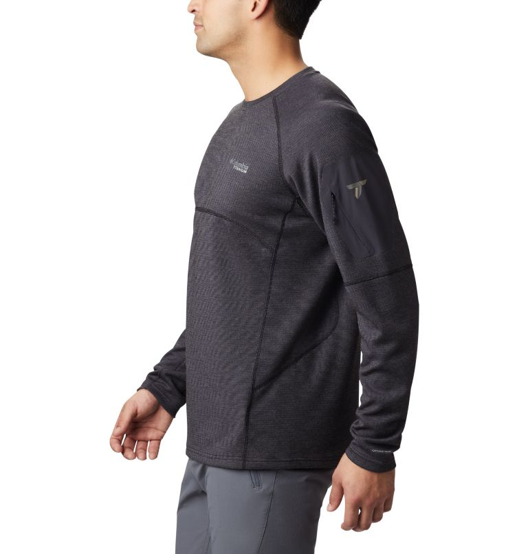 Men's Mount Defiance™ Long Sleeve Crew Neck Shirt Men's Mount Defiance™ Long Sleeve Crew Neck Shirt, a1