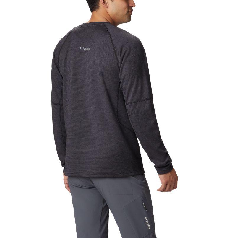 Men's Mount Defiance™ Long Sleeve Crew Neck Shirt Men's Mount Defiance™ Long Sleeve Crew Neck Shirt, back