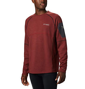 Men's Mount Defiance™ Long Sleeve Crew Neck Shirt