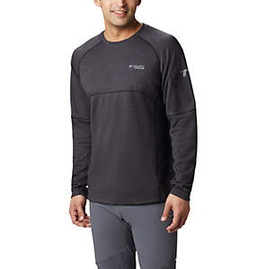 Men's Mount Defiance™ Long Sleeve Crew Neck Shirt - Big