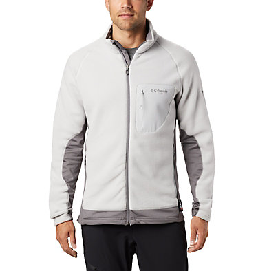 Men's Titan Pass™ 2.0 II Fleece Titan Pass™ 2.0 II Fleece | 019 | L, Cool Grey, City Grey, front
