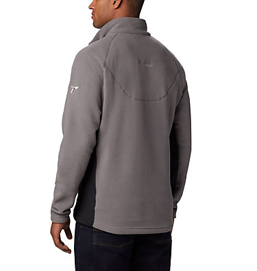Men's Titan Pass™ 2.0 II Fleece Titan Pass™ 2.0 II Fleece | 019 | L, City Grey, Black, back