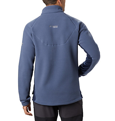 Men's Titan Pass™ 2.0 II Fleece Titan Pass™ 2.0 II Fleece | 019 | L, Dark Mountain, Collegiate Navy, back