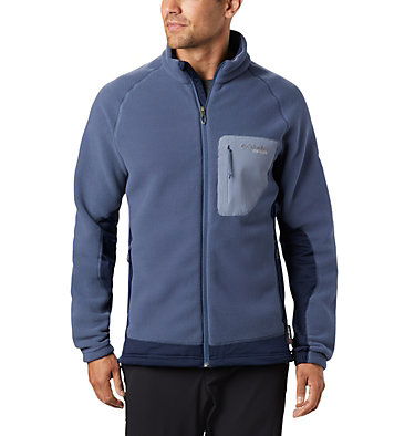 Men's Titan Pass™ 2.0 II Fleece Titan Pass™ 2.0 II Fleece | 019 | L, Dark Mountain, Collegiate Navy, front