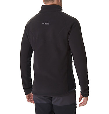 Men's Titan Pass 2.0 II Fleece Jacket Titan Pass™ 2.0 II Fleece | 461 | L, Black, back