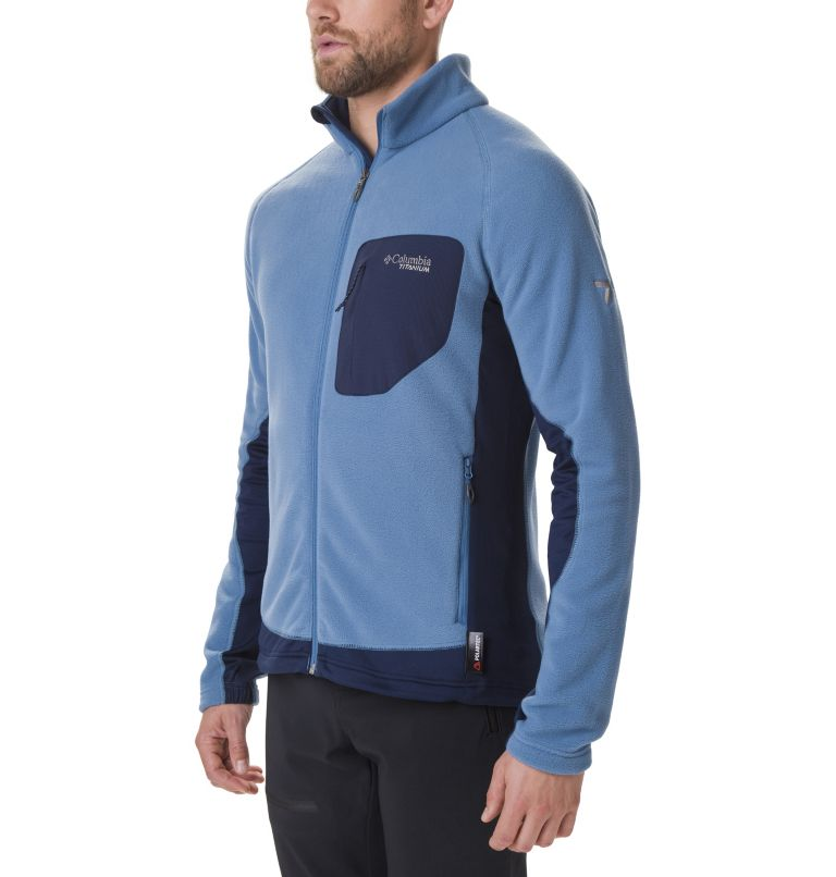 Men's Titan Pass 2.0 II Fleece Jacket Men's Titan Pass 2.0 II Fleece Jacket, front