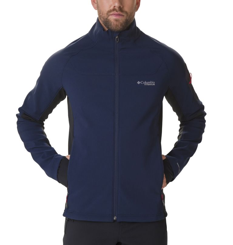 Men's Titan Ridge 2.0 Hybrid Jacket Men's Titan Ridge 2.0 Hybrid Jacket, a1