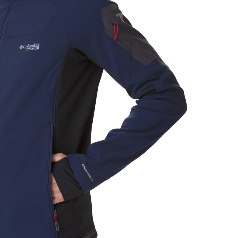 Men's Titan Ridge 2.0 Hybrid Jacket Men's Titan Ridge 2.0 Hybrid Jacket, a2