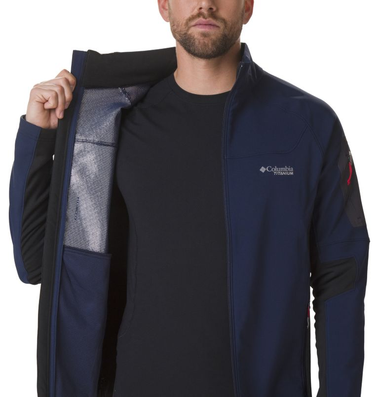 Men's Titan Ridge 2.0 Hybrid Jacket Men's Titan Ridge 2.0 Hybrid Jacket, a3