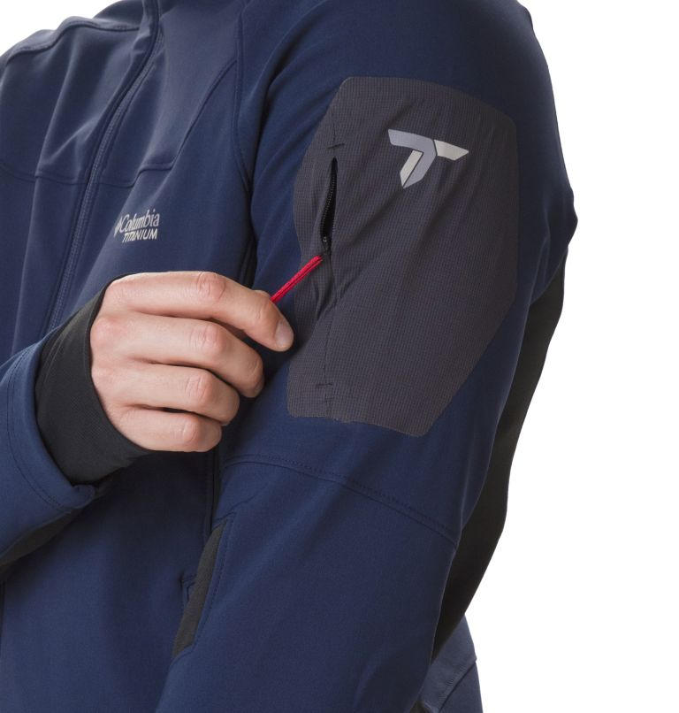 Men's Titan Ridge 2.0 Hybrid Jacket Men's Titan Ridge 2.0 Hybrid Jacket, a4