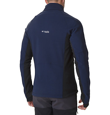 Men's Titan Ridge 2.0 Hybrid Jacket Titan Ridge™ 2.0 Hybrid Jacket | 010 | L, Collegiate Navy, Black, back