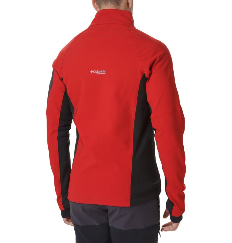 Men's Titan Ridge 2.0 Hybrid Jacket Men's Titan Ridge 2.0 Hybrid Jacket, back