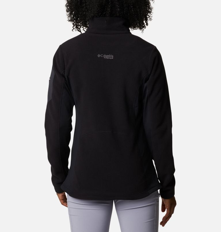 Women's Titan Pass™ II 2.0 Fleece Jacket Women's Titan Pass™ II 2.0 Fleece Jacket, back