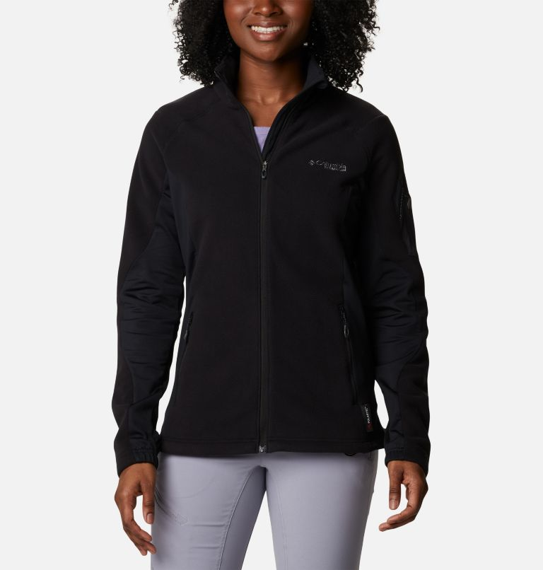 Women's Titan Pass™ II 2.0 Fleece Jacket Women's Titan Pass™ II 2.0 Fleece Jacket, front