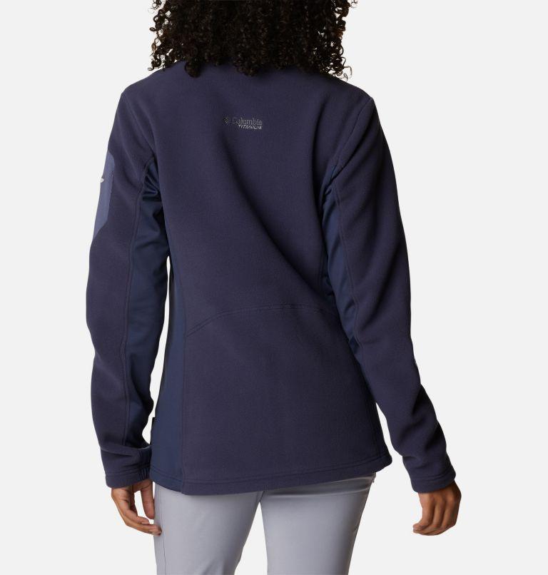 Women's Titan Pass™ II 2.0 Fleece Jacket Women's Titan Pass™ II 2.0 Fleece Jacket, back