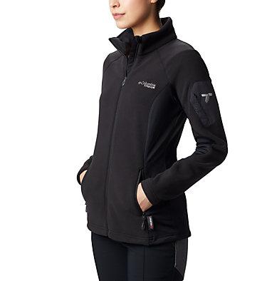 Women's Titan Pass™ II 2.0 Fleece Jacket - Plus Size Titan Pass™ 2.0 II Fleece   870   1X, Black, front
