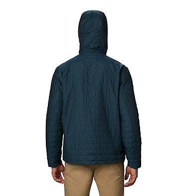 Men's SkyLab™ Hoody SkyLab™ Hoody | 509 | L, Blue Spruce, back