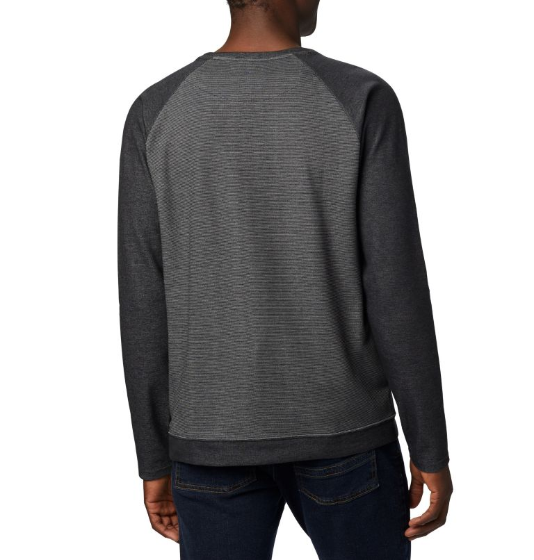 Men's Flare Gun™ Long Sleeve Raglan Shirt Men's Flare Gun™ Long Sleeve Raglan Shirt, back