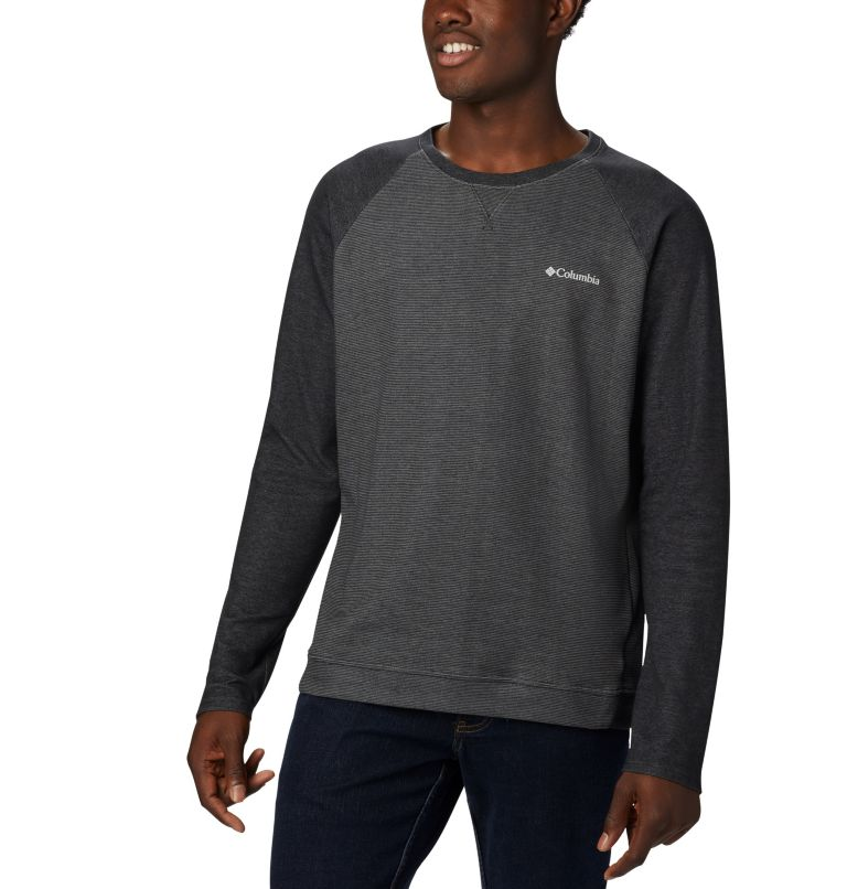 Men's Flare Gun™ Long Sleeve Raglan Shirt Men's Flare Gun™ Long Sleeve Raglan Shirt, front