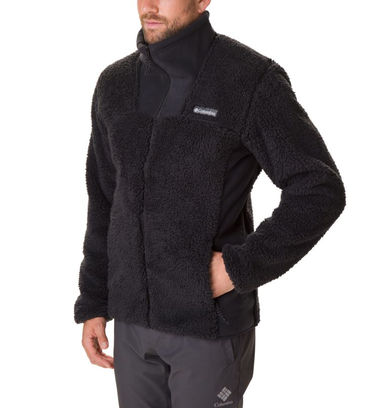 Giacca Winter Pass Fleece Full Zip da uomo Giacca Winter Pass Fleece Full Zip da uomo, a1