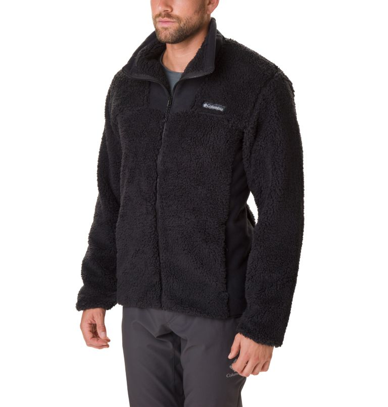 Giacca Winter Pass Fleece Full Zip da uomo Giacca Winter Pass Fleece Full Zip da uomo, front