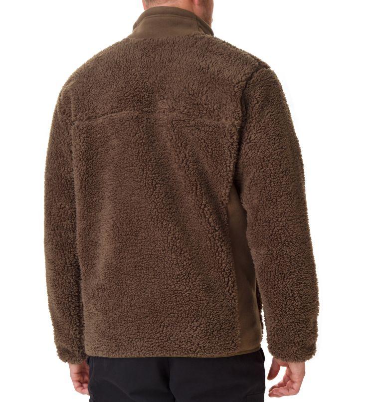 Men's Winter Pass Fleece Full-Zip Jacket Men's Winter Pass Fleece Full-Zip Jacket, back