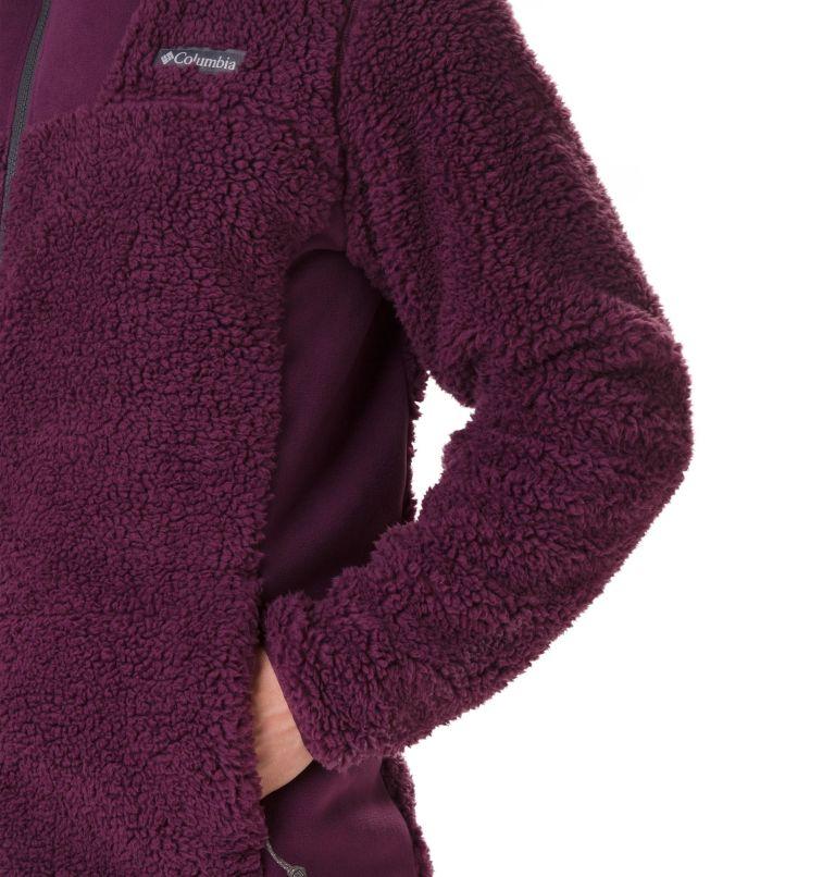 Winter Pass™ Fleece Full Zip | 522 | XXL Veste Polaire Winter Pass Homme, Black Cherry, Shark, a1