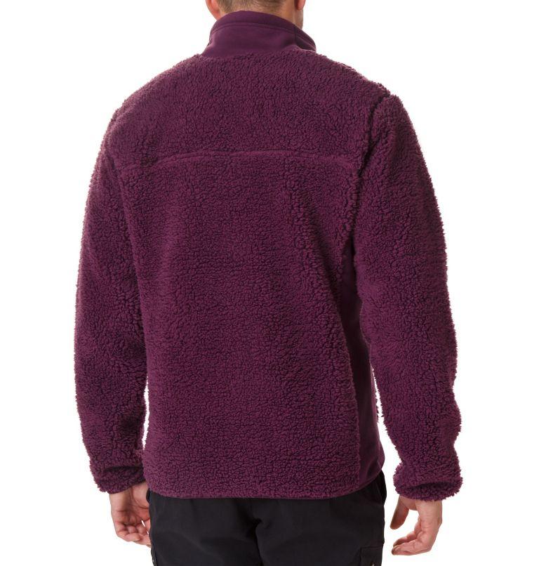 Winter Pass™ Fleece Full Zip | 522 | XL Veste Polaire Winter Pass Homme, Black Cherry, Shark, back