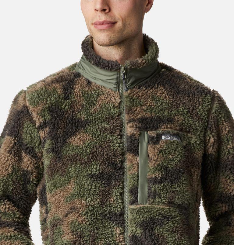 Men's Winter Pass™ Printed Fleece Jacket Men's Winter Pass™ Printed Fleece Jacket, a2