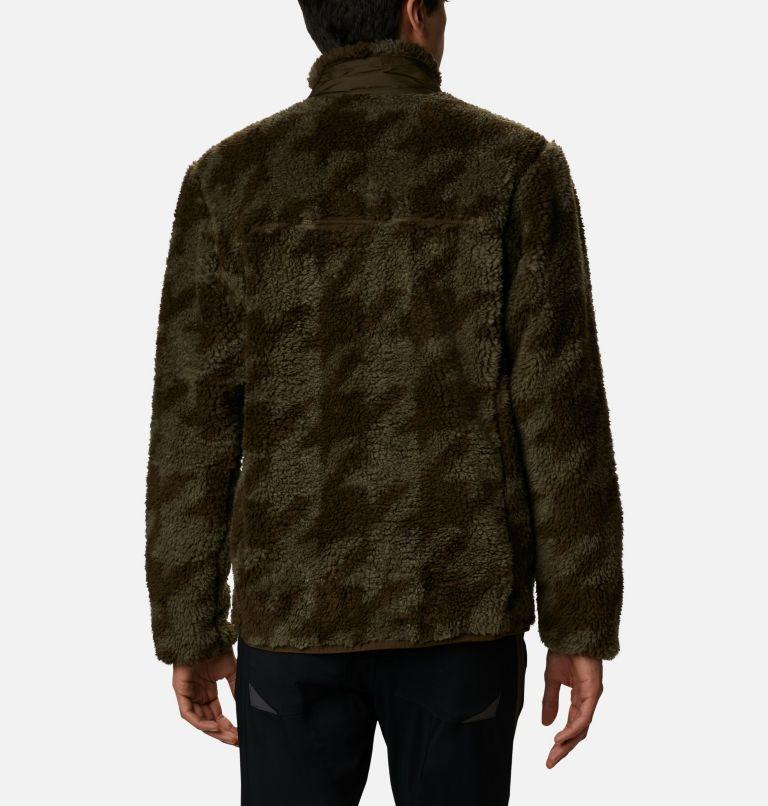 Men's Winter Pass™ Printed Fleece Jacket Men's Winter Pass™ Printed Fleece Jacket, back