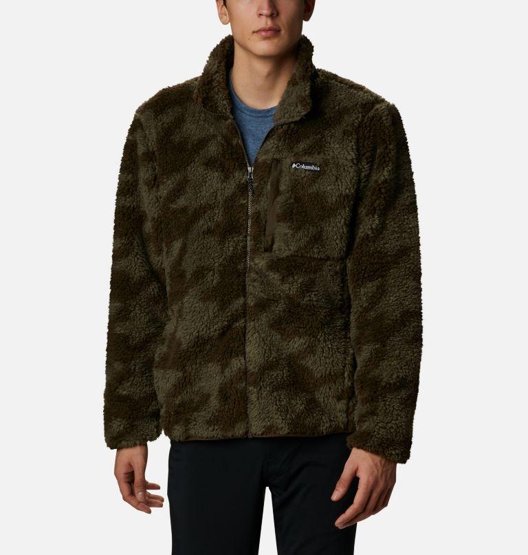 Men's Winter Pass™ Printed Fleece Jacket Men's Winter Pass™ Printed Fleece Jacket, front