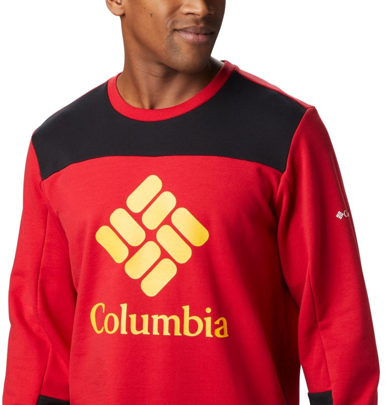 Men's Columbia Lodge™ Colorblock Crew Men's Columbia Lodge™ Colorblock Crew, a1