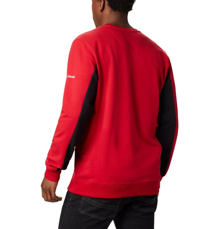 Men's Columbia Lodge™ Colorblock Crew Men's Columbia Lodge™ Colorblock Crew, back