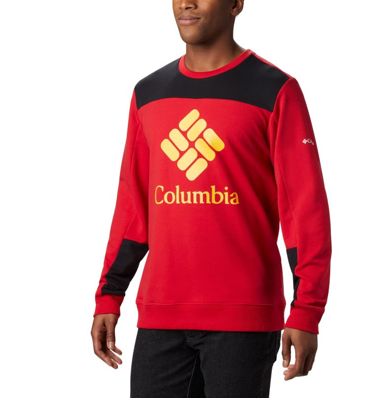 Men's Columbia Lodge™ Colorblock Crew Men's Columbia Lodge™ Colorblock Crew, front