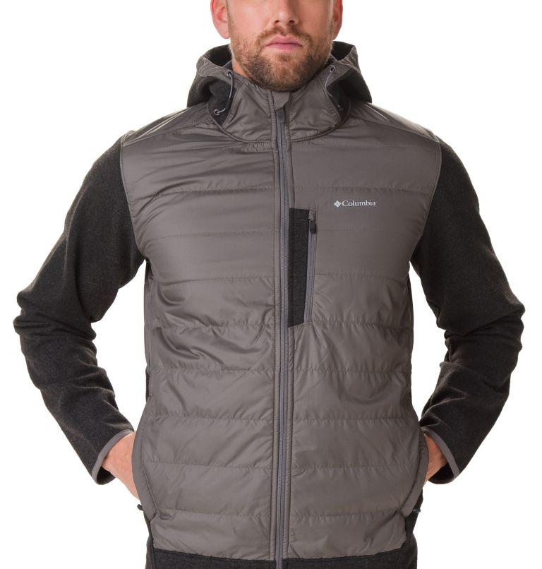 Men's Panorama™ Full Zip Hybrid Fleece Jacket Men's Panorama™ Full Zip Hybrid Fleece Jacket, a1