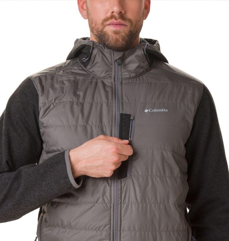 Men's Panorama™ Full Zip Hybrid Fleece Jacket Men's Panorama™ Full Zip Hybrid Fleece Jacket, a2