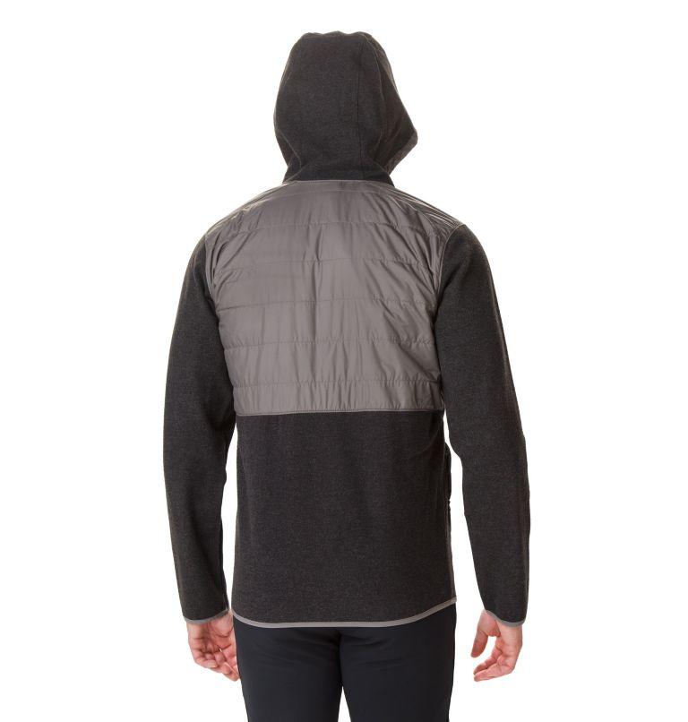 Men's Panorama™ Full Zip Hybrid Fleece Jacket Men's Panorama™ Full Zip Hybrid Fleece Jacket, back