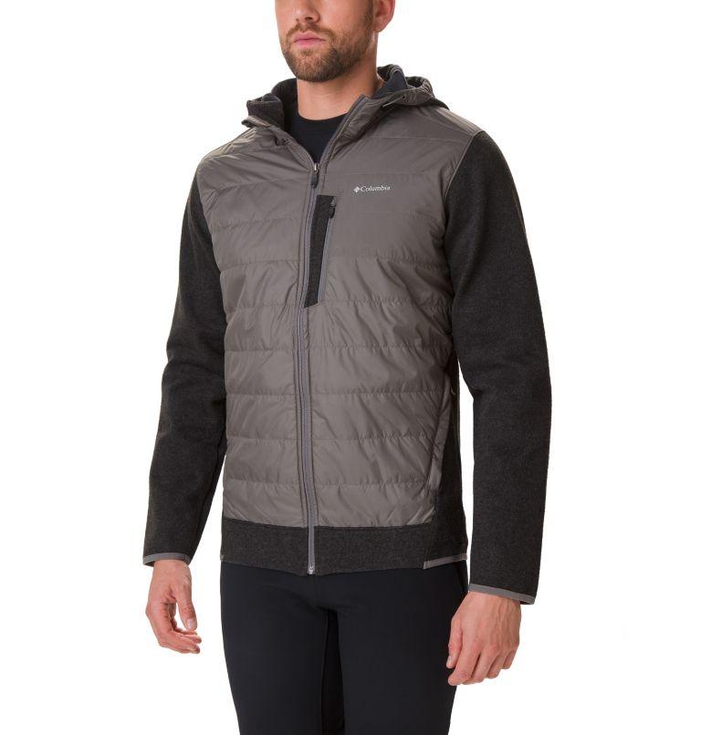 Men's Panorama™ Full Zip Hybrid Fleece Jacket Men's Panorama™ Full Zip Hybrid Fleece Jacket, front